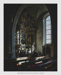 *** Impressionen aus der Wallfahrtskirche Maria Rain ***