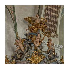 *** Impressionen aus der Wallfahrtskirche Maria Rain in Oy-Mittelberg ***