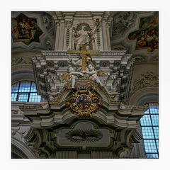 *** Impressionen aus der Wallfahrtskirche  Zu Unserer Lieben Frau  in Ellwangen  ***