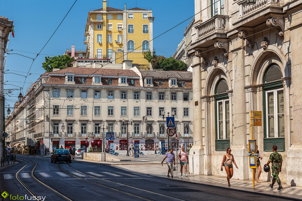 Impressionen aus Lissabon 1