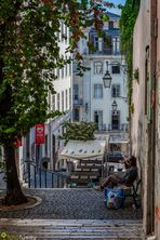 Impressionen aus Lissabon 2