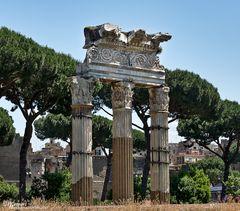 Impressionen Forum Romanum
