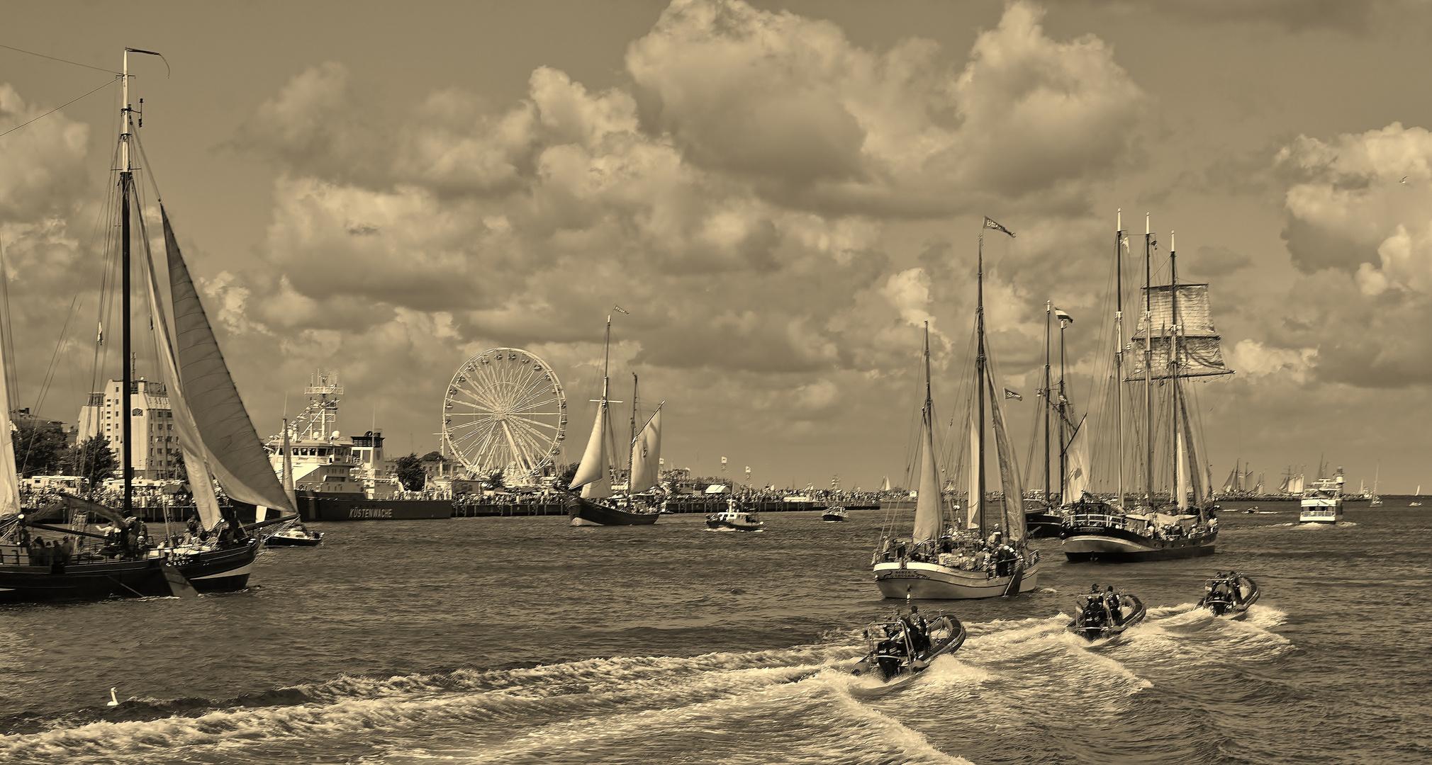 Impressionen Hanse Sail