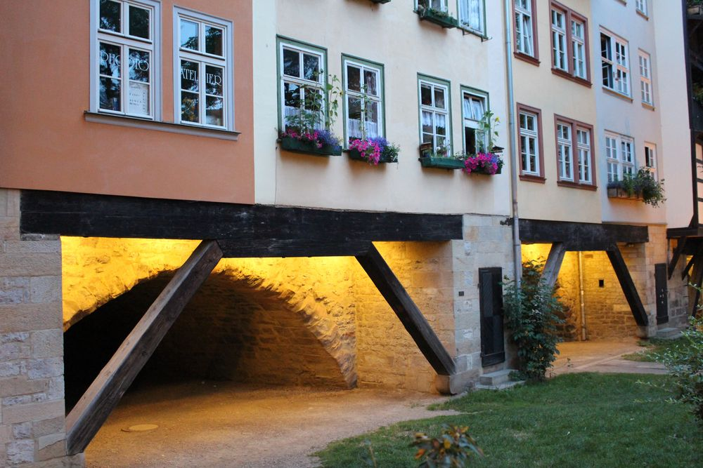 Impressionen Krämerbrücke