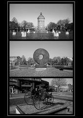 Impressionen - Mannheim Rosengarten