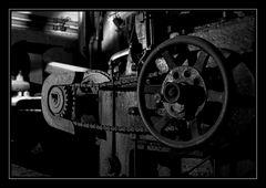 Impressionen Maschinenhaus Radbod 04