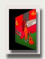 Impressionen Pink Floyd Ausstellung