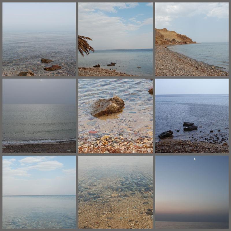 Impressionen Rotes Meer