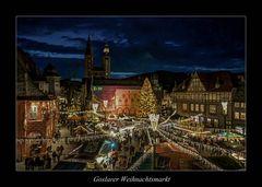 *** Impressionen vom Goslarer Weihnachtsmarkt ***