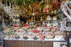 Impressionen vom Weihnachtsmarkt Ulm ....