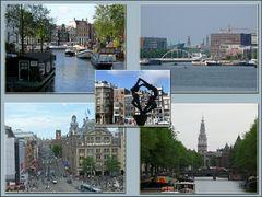 Impressionen von Amsterdam