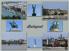 Impressionen von Budapest