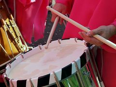 Impressionen von der Basler Fasnacht 2 - e Drummel-Wirbel