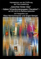 - Impressionen von der Eröffnung der Foto-Ausstellung -