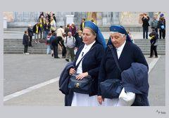Impressionen von Lourdes