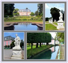 Impressionen von Schloss Benrath