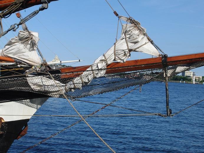 Impressionen zur Kieler Woche-Schiffe