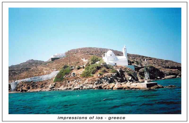 impressions of ios - greece