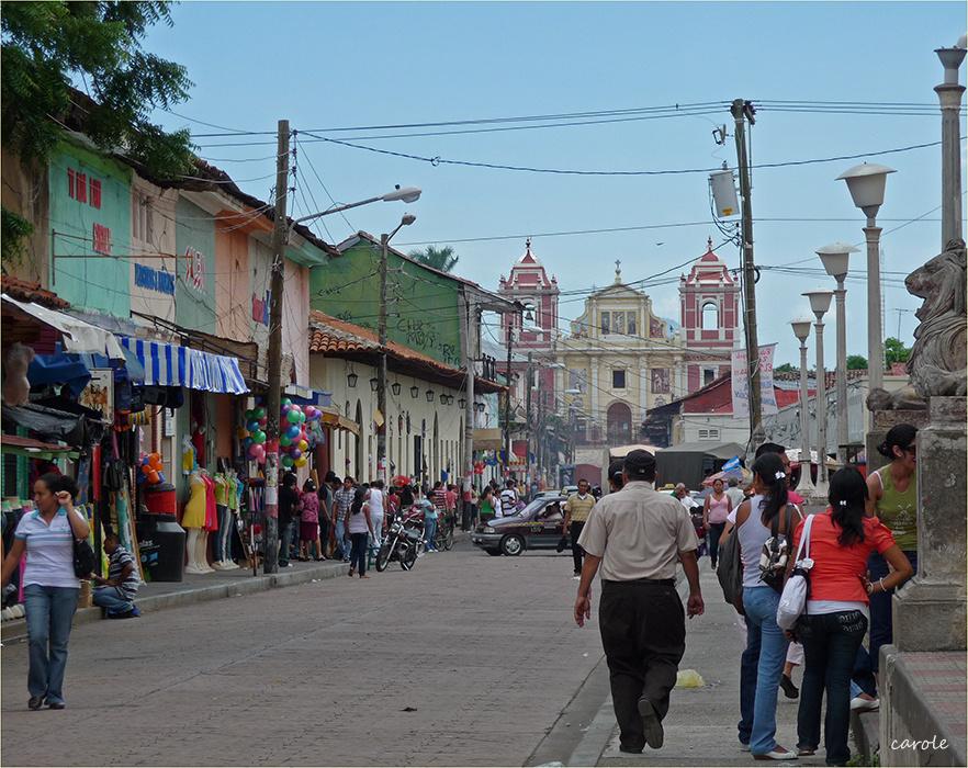 impressions of Nicaragua