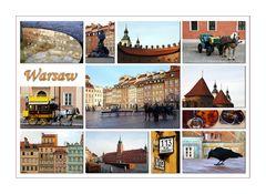 Impressions of Warsaw - Warschauer Impressionen