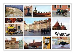 Impressions of Warsaw - Warschauer Impressionen (reload)