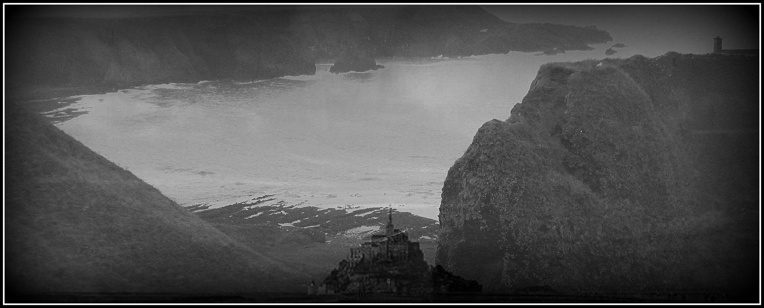 IMprobabile..Mont S.Michel...