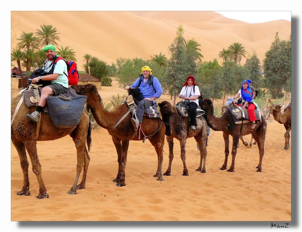 ... Improbabili Tuareg ...
