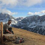 IMS Brixen - Walk mit Hans Kammerlander - in der Traumhaften Südtiroler Bergwelt
