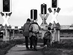 In aller Beschränktheit ist Zug um Zug Leben warten..
