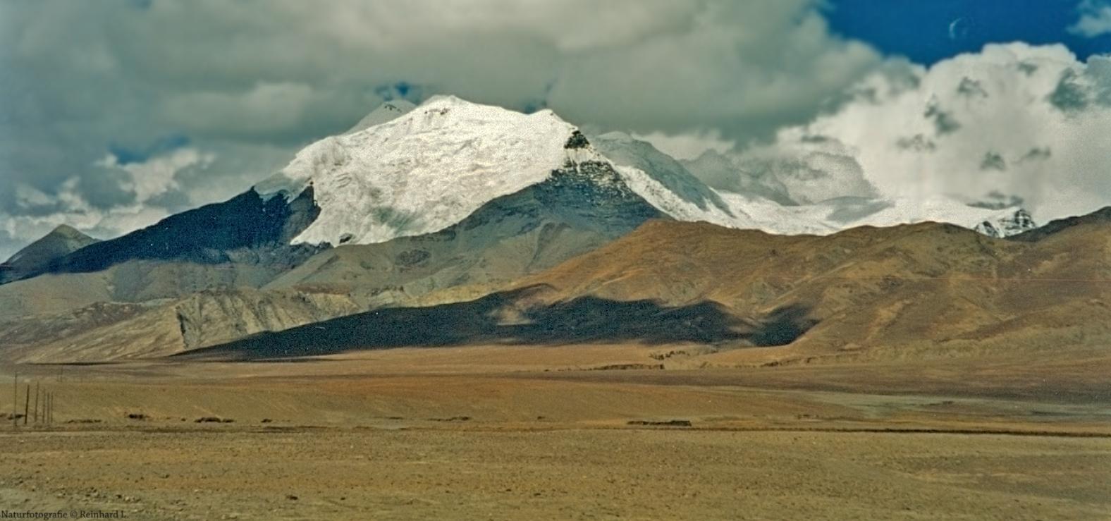In Asiens Hochgebirgen:  Noijinkangsang  Tibet  / Transhimalya