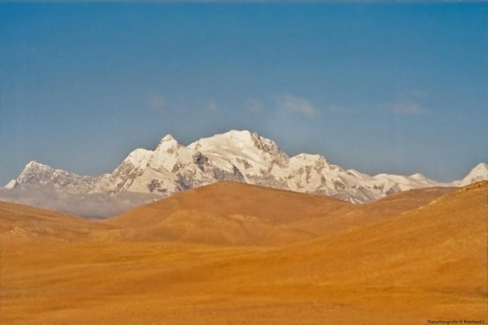 In  Asiens Hochgebirgen: Shishapangma Tibet / China
