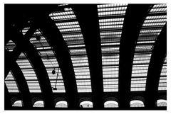 In attesa del treno