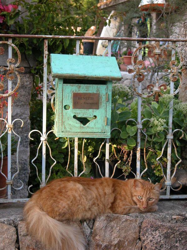 in attesa di posta