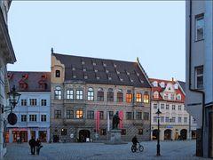In Augsburg