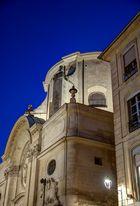 In Avignon zur blauen Stunde....