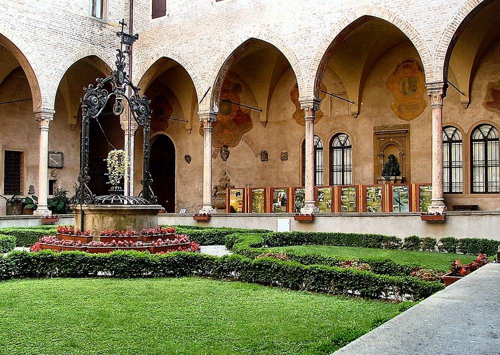 In Basilica di Santo Antonio