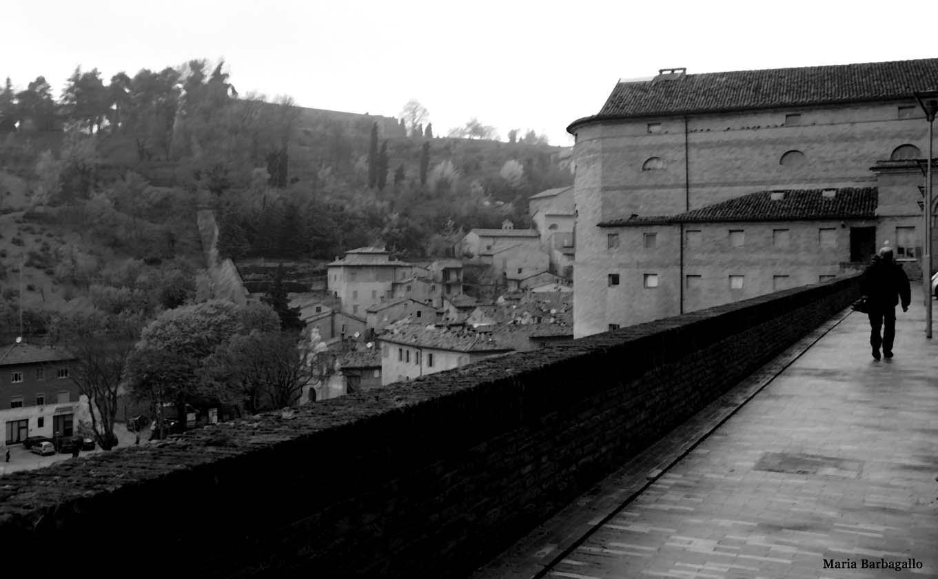 In cammino ad Urbino