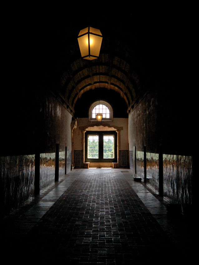 In Cloister