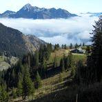 In den Allgäuer Bergen