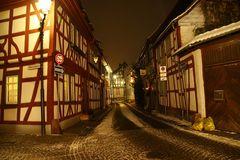In den Altstadtgassen...