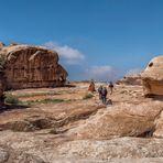 in den Bergen um Petra 2