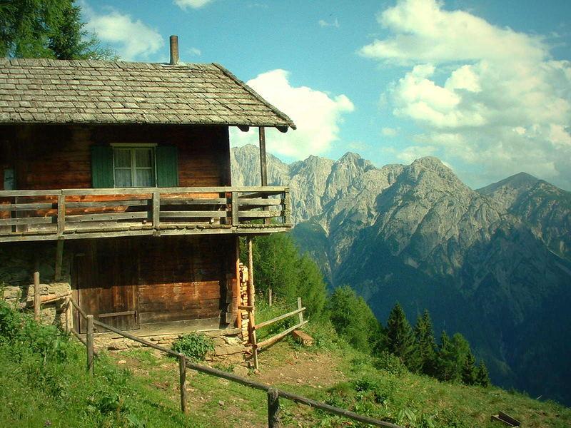 ... in den Dolomiten