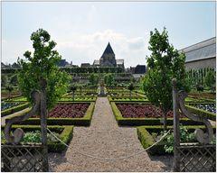 In den Gärten von Villandry II