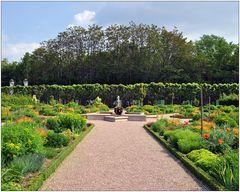 In den Gärten von Villandry VII