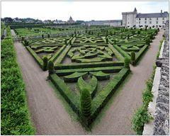 In den Gärten von Villandry XIV