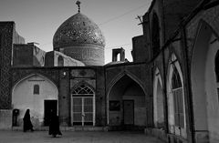 In den Gassen Teherans