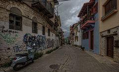 in den Gassen von Ioannina