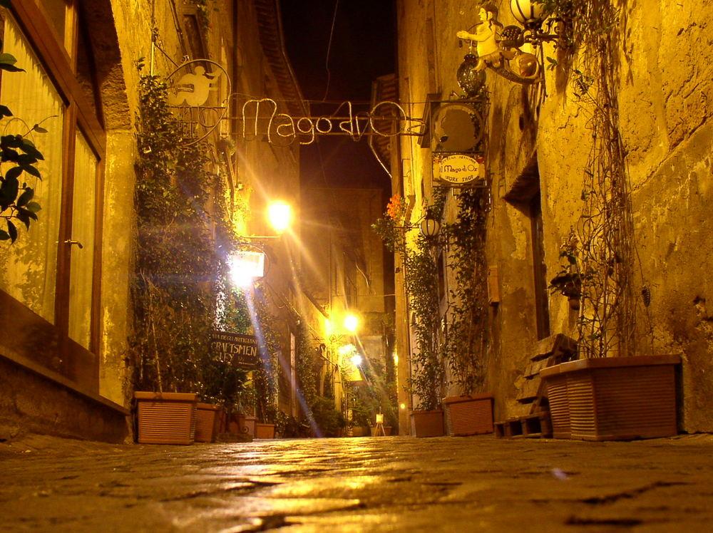 In den Gassen von Orvieto