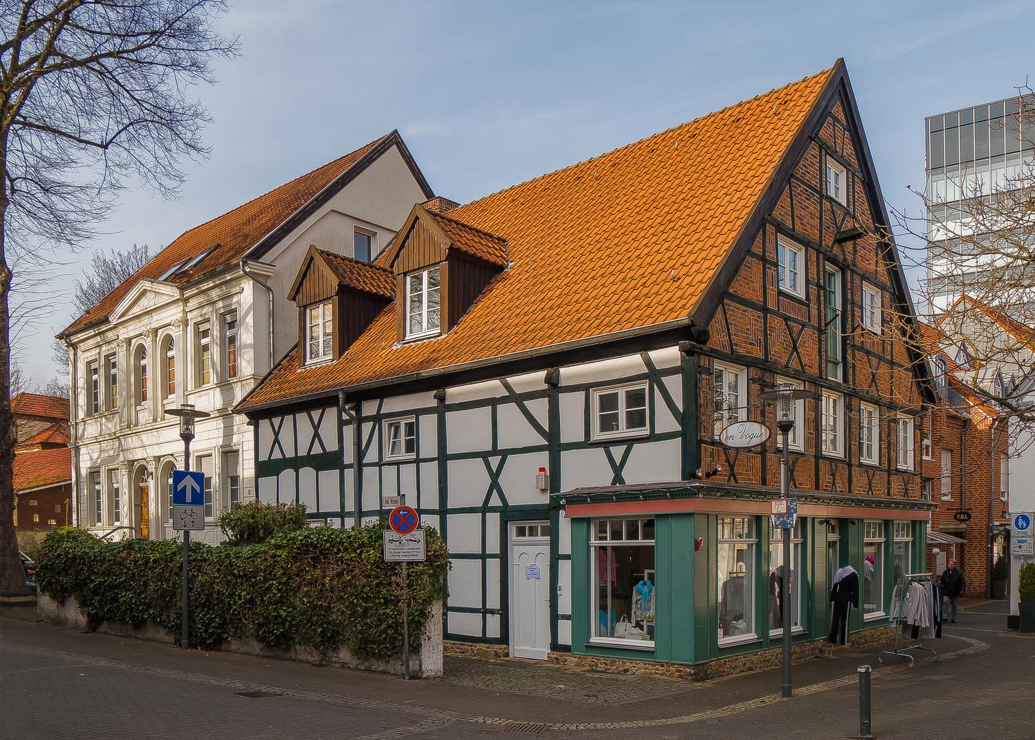 In den Gassen von Recklinghausen (36)