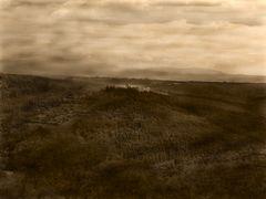In den Hügel der Toscana